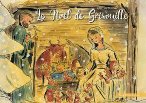 Couverture d'ouvrage: Le Noël de Grisouille