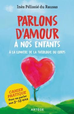 Couverture d'ouvrage: Parlons d'amour à nos enfants