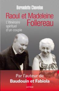 Couverture d'ouvrage: Raoul et Madeleine Follereau
