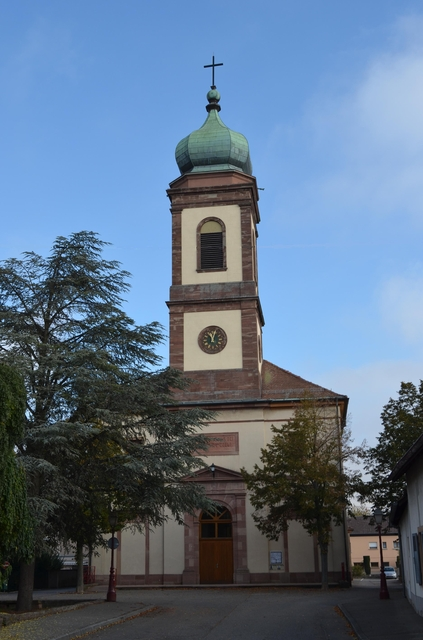 Eglise Saint-Charles