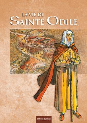 Couverture d'ouvrage: La vie de sainte Odile