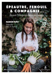 Couverture d'ouvrage: Épeautre, fenouil et compagnie - 35 recettes