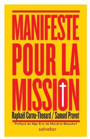 Couverture d'ouvrage: Manifeste pour la mission