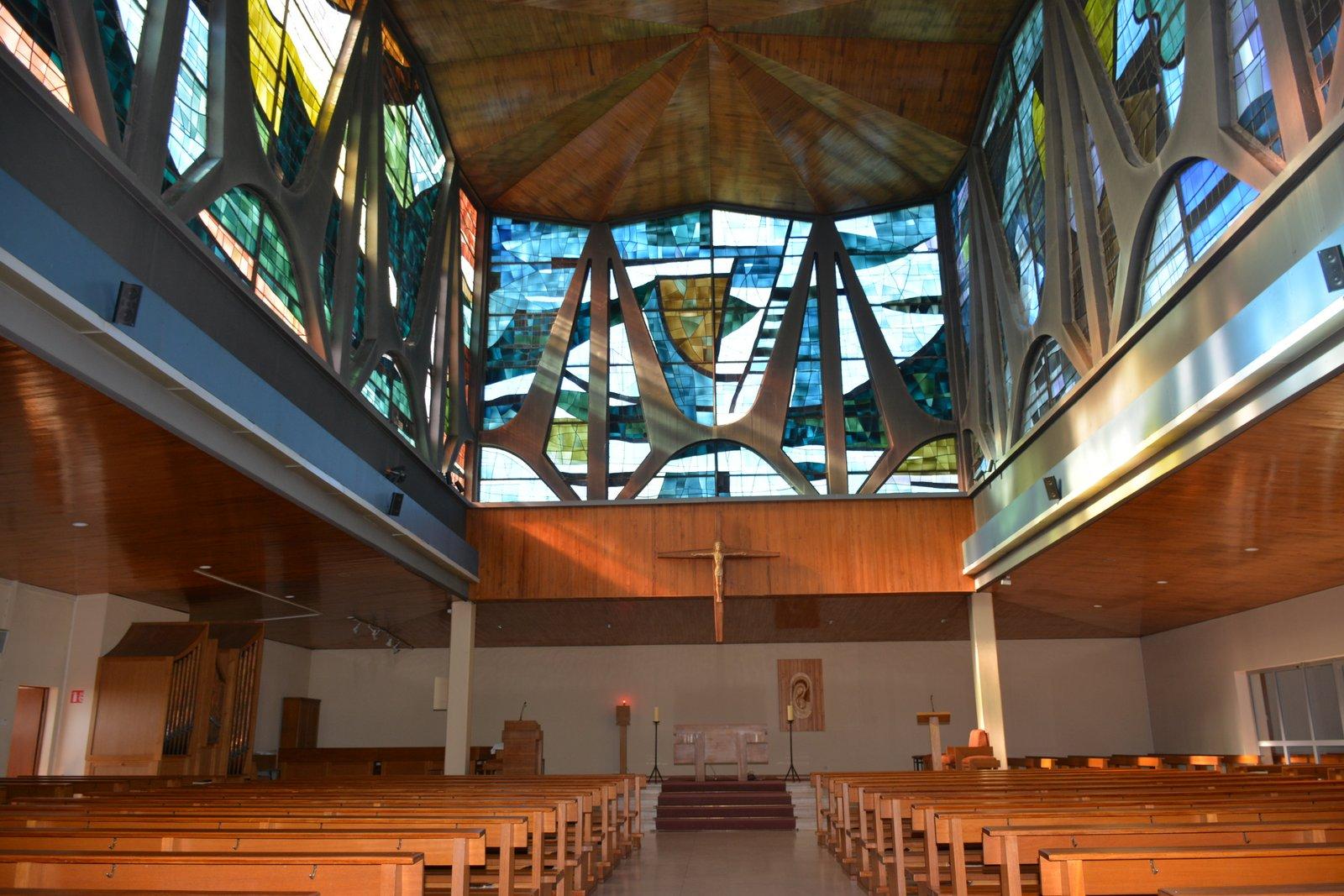 Eglise Saint Léon IX