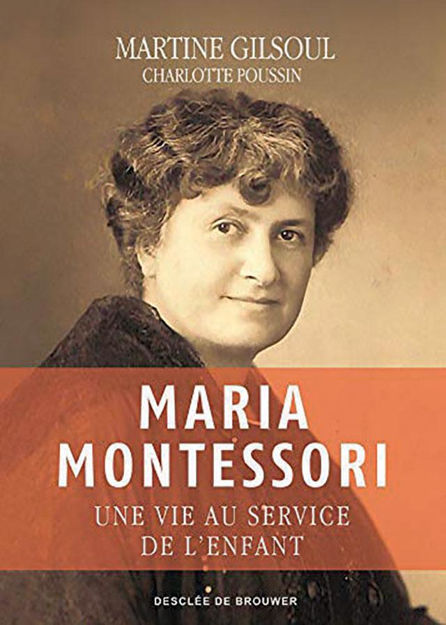Couverture d'ouvrage: Maria Montessori