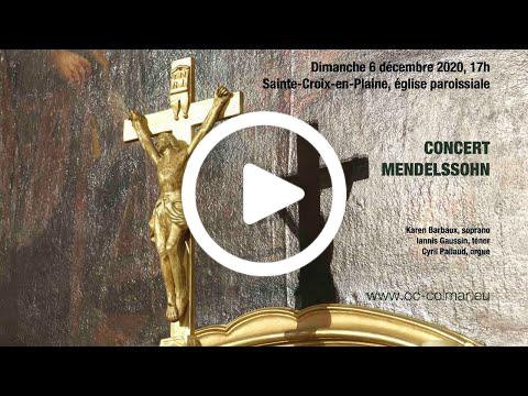 Mendelssohn YouTube 2
