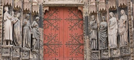 Vierges Strasbourg