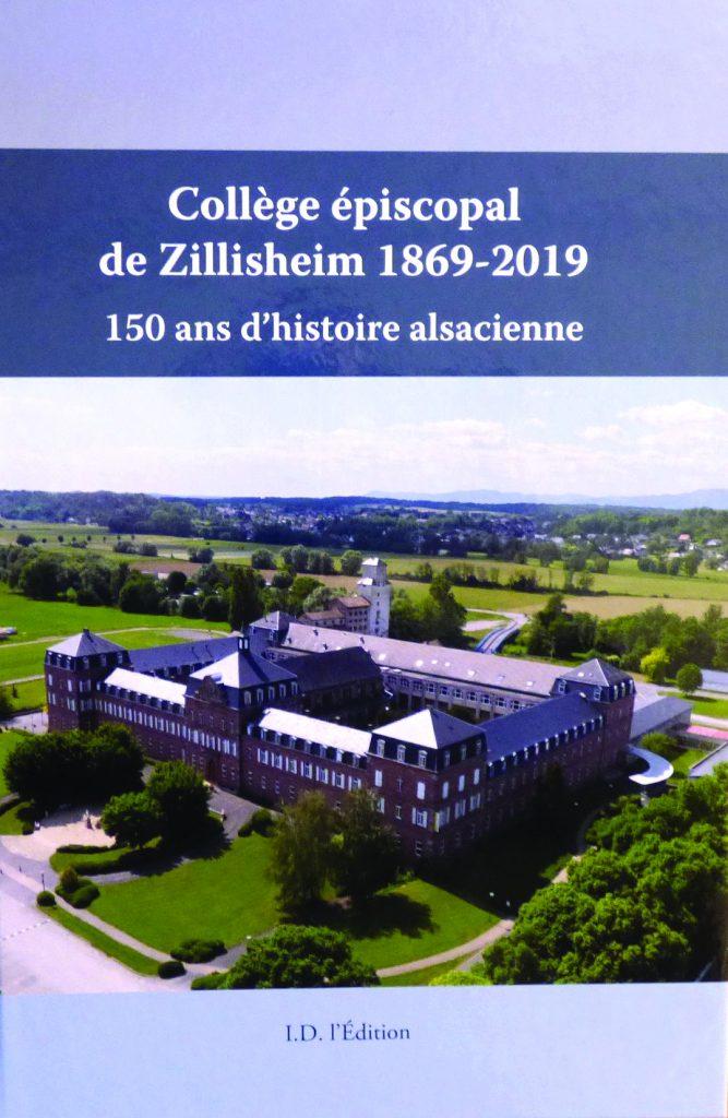 Couverture d'ouvrage: Collège épiscopal de Zillisheim 1869-2019