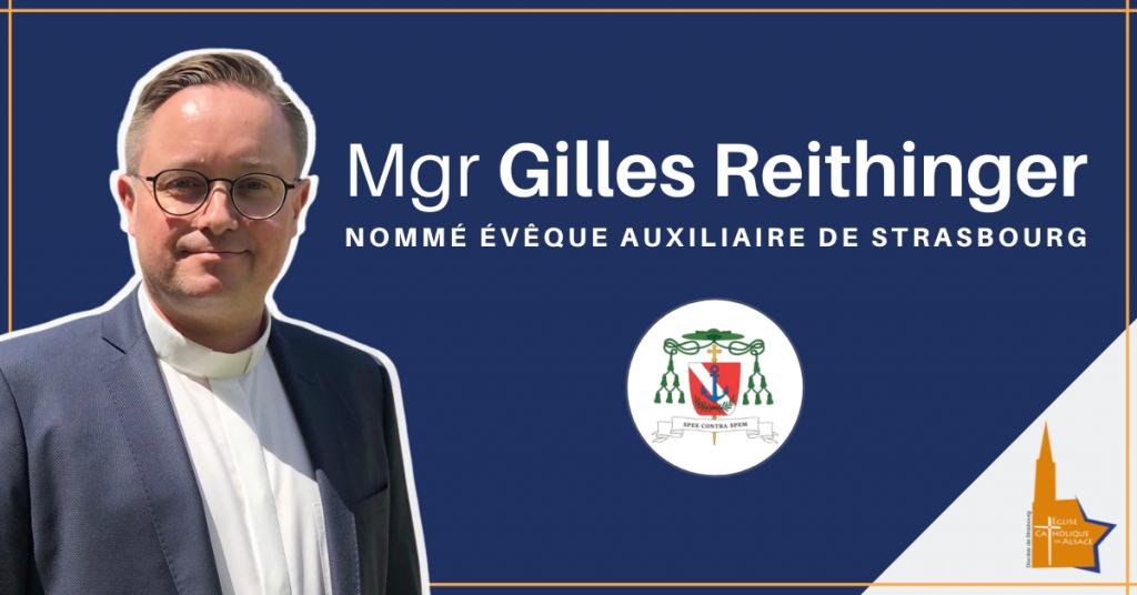 Mgr Gilles Reithinger