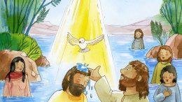 Bapteme Jesus Colombe